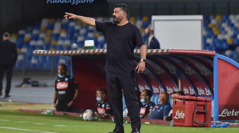 LE INTERVISTE – Gattuso: sono innamorato di Osimhen, Atalanta da scudetto. Incazzato per il caso Juve