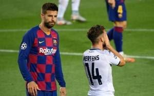 LE PAGELLE DEGLI AZZURRI – Koulibaly e Mertens i peggiori nella notte di Barcellona