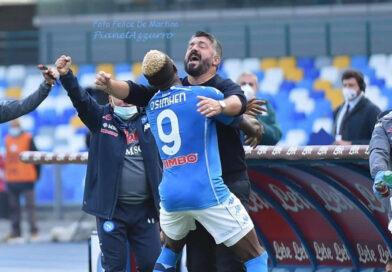 Napoli: gli azzurri, stasera, contro l'Udinese, per tentare lo sprint Champions