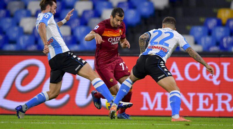 LE PAGELLE DEGLI AZZURRI: Politano, gol alla Maradona; Manolas e Zielinski super