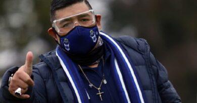 """L'ultimo messaggio audio di Maradona al compagno della ex: 'prenditi cura di Diego Fernando"""""""
