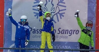 SCI – Roccaraso: tre atlete fanno 'ein plein' nelle gare del week end