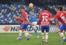 LA PARTITA: Napoli-Granada 2-1, azzurri volenterosi ma impotenti