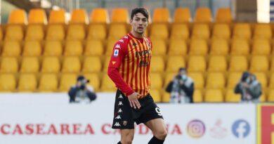 Serie A: posticipo del lunedì: Benevento k o in casa col Sassuolo