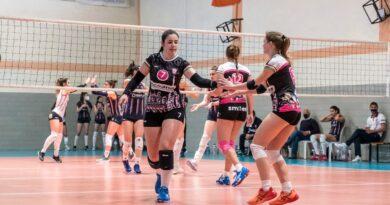 PALLAVOLO – Besana Nola, cala il sipario sul campionato di B2 femminile