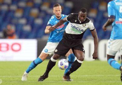"""LE INTERVISTE – Udinese, Okaka: """"Non dobbiamo abbassare la testa"""""""