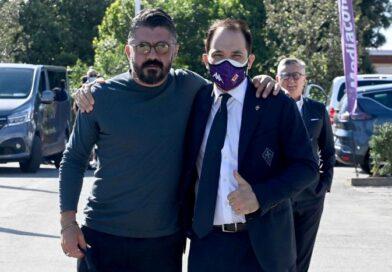 Rai – Fiorentina, l'addio di Gattuso tra commissioni ed insulti: tutti i retroscena