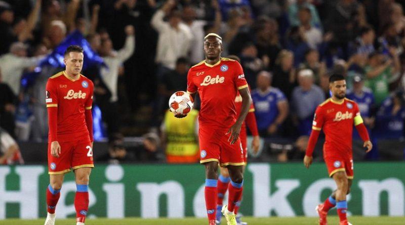 LA PARTITA – Sampdoria-Napoli 0-4, gli azzurri dominato anche a Genova